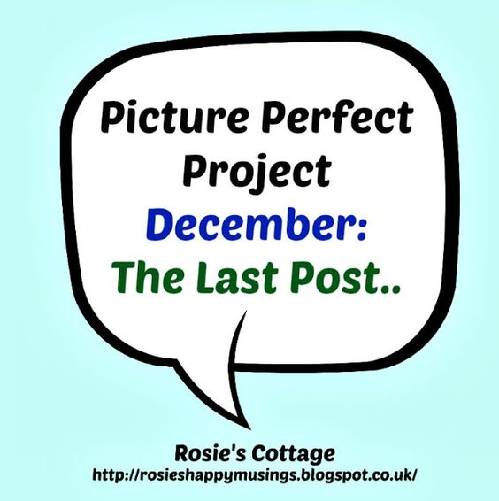 The Picture Perfect Project December The Last Post <3