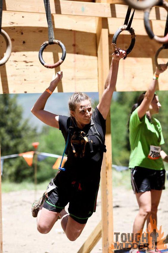 Tough Mudder Competition, Beaver Creek, CO, 2012