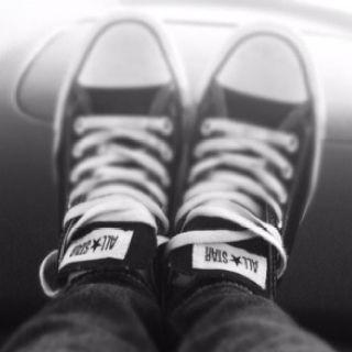 Converse:) <3