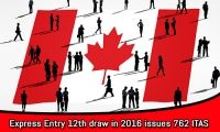 The Comprehensive Ranking System determines the applicant's eligibility for permanent residence. Based on age, work experience, skills, educational qualifications, and several other factors, points are assigned, and CRS score is calculated.  https://www.opulentuz.com/immigration/news-details/canada-express-entry-12th-draw-in-2016-issues-764-itas/3393