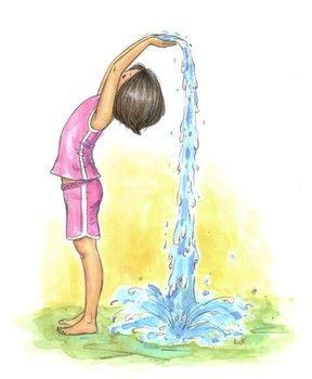 Waterval (Kathleen Rietz)