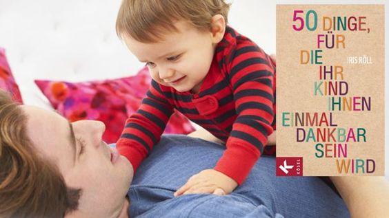 Wird ihm sein Sohn später einmal dankbar sein? Und für was genau? (Quelle: Thinkstock by Getty-Images/Verlagsgruppe Random House GmbH)