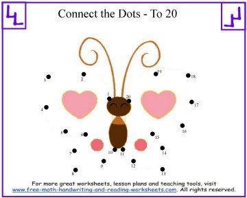 Rapunzel's Connect the Dots 1-20 | Dots, The dot and The o'jays