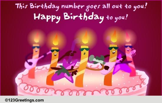 Singing Birthday Cards For Facebook Birthday Songs Cards Free