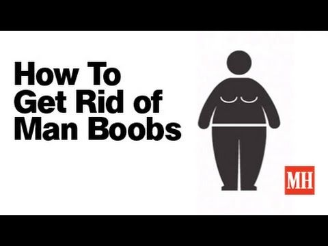 How To Get Rid Of Man Boobs – Videos – The Cycling Bug