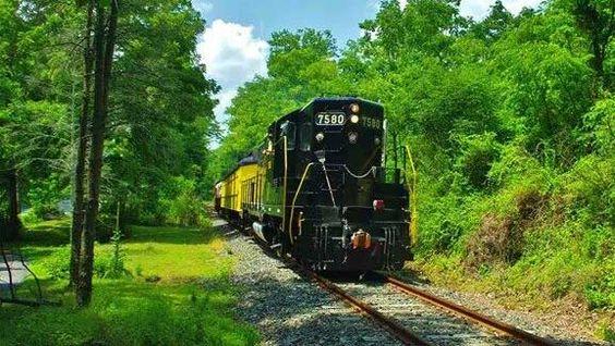 Colebrookdale Railroad in Philadelphia, PA