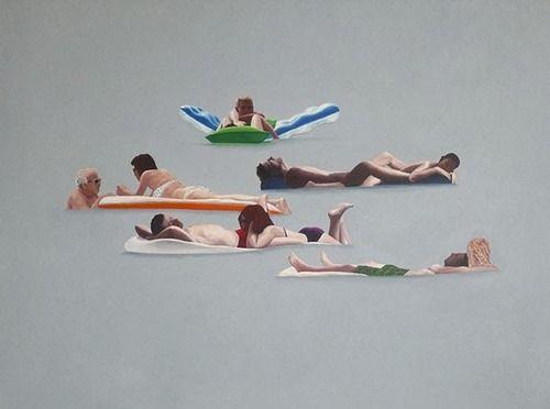 Adrift, Julita Malinowska