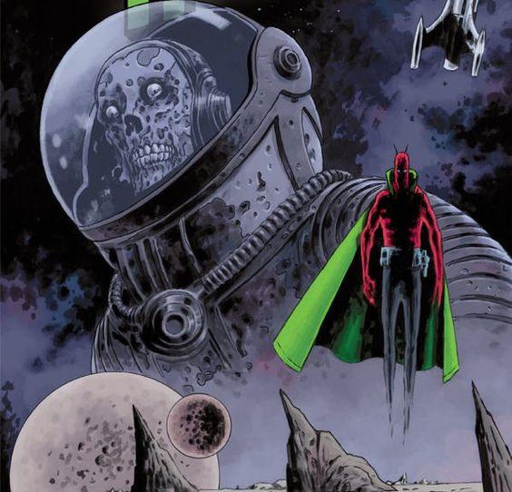 Black Hammer #3: El secreto de Barbalien, el Señor de la Guerra de Marte - Black Hammer #3 se centra en el misterioso Barbalien, un personaje que está claramente inspirado en el Martian Manhunter de DC, pero con una vuelta de tuerca. Pero el número también nos mostrará cómo la vida de Abe se complica aún más. Gail aparecerá muy brevemente, pero tanto Talky, Dragonfly y Weird brillan por su […]