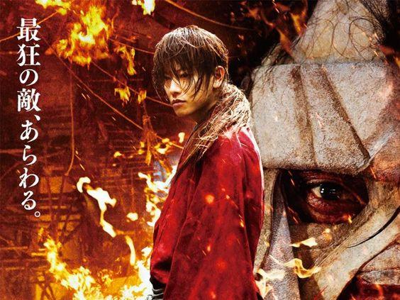 Vea el tráiler del nuevo live action de Samurai X
