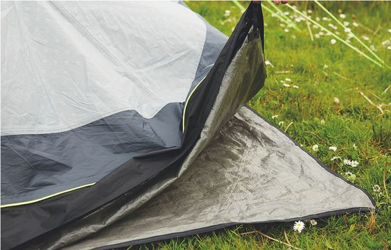 Zeltunterlage passend für das Zelt Alabama 5P. Die praktische Unterlage hält den Zeltfußboden sauber und vermeidet Abrieb. Außerdem isoliert sie zusätzlich gegen die Kälte des Bodens. Die Outwell Plane sollte vom Zelt vollständig bedeckt sein, damit kein Regenwasser unter das Zelt geführt...  Zubehör  • Typ: Zeltboden • Einsatzbereich: Alabama 5P ...