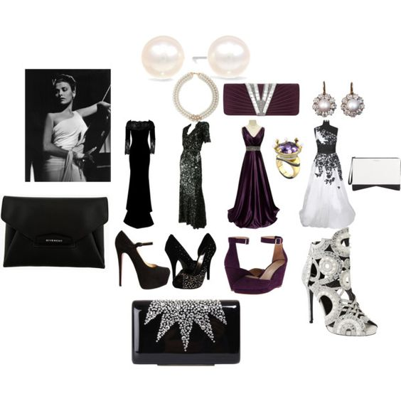 """""""Lena Horne Tribute"""" by crazybossette on Polyvore"""