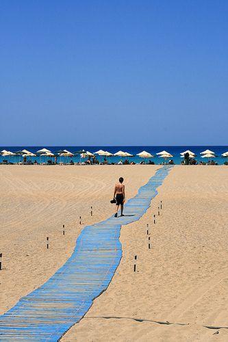 Falassarna beach, Creta, Grecia