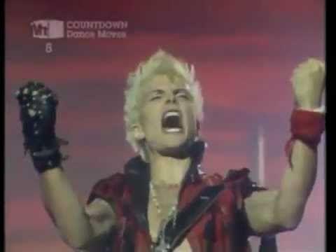 Billy Idol - Rebel Yell at Countdown 1984