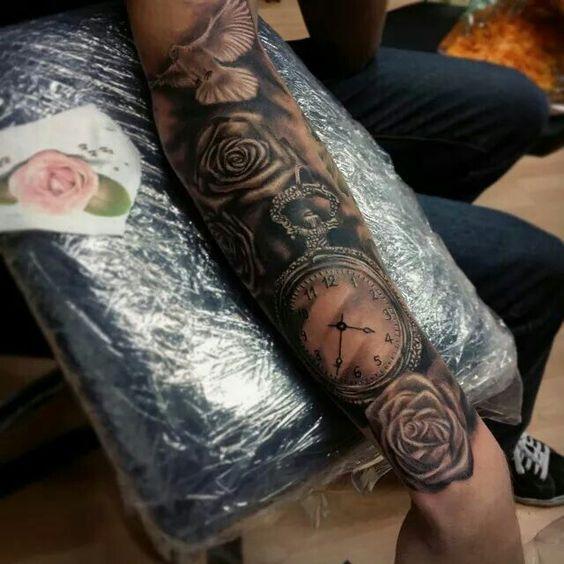 Sleeve tattoo :)