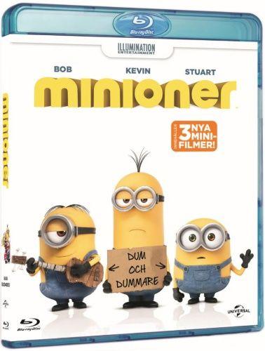 Minioner (Blu-ray) (Blu-ray)