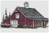 Small pole barn plans hobby farm pinterest shelters for Hobby barn plans