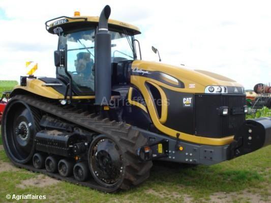 Très beau tracteur à chenilles #tracteur