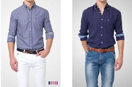 Camisas Pedro del Hierro para hombre
