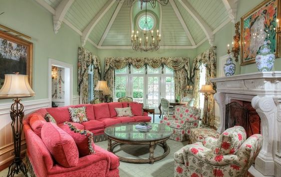 Private French Country Home – Price Upon Request | Pricey Pads