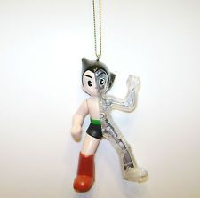 Astro Boy Puncher Christmas Ornament