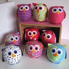 Caroline Rose Owls ♥