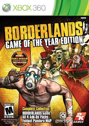 BORDERLANDS - 2K/Gearbox