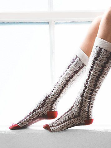 Avoca Miso Tall Sock
