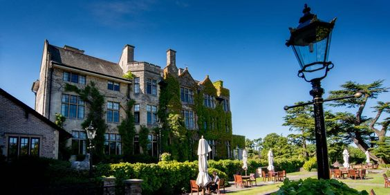 PennyHill Park Hotel & Spa >>> with 2 Michelin Starts Latymer by chef Michael Wignall