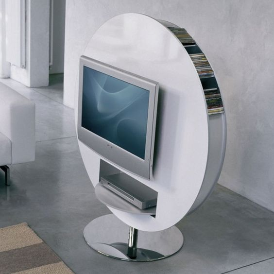 Most Stylish TV Stand Ever «Craziest Gadgets