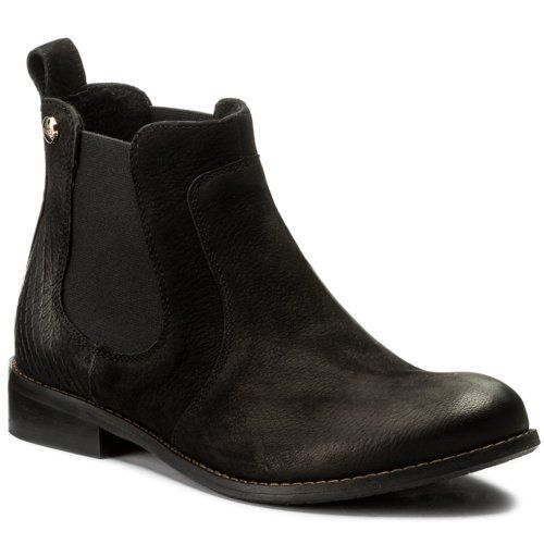 Botki Lasocki 802 03 Czarny Chelsea Boots Shoes Boots
