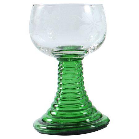 Vintage Roemer Cocktail Glass (Set of 6)  $237.99       Maybels glasses