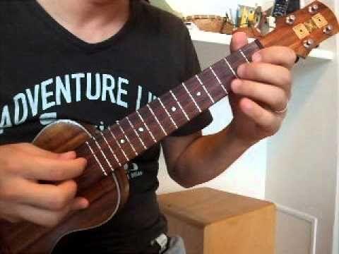Time after time (solo ukulele) - YouTube
