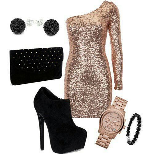 Fashion combinations for elegant evening look ‹ ALL FOR FASHION DESIGN