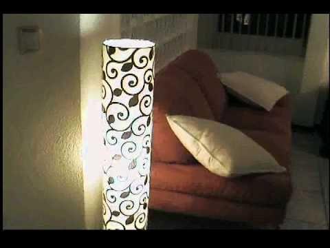 utilisima tienda de diseño lamparas de tubo pvc - Buscar con ...