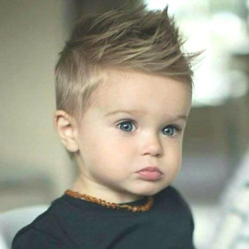 35 Cute Toddler Boy Haircuts 2019 Guide Bebek Sac Kesimi Erkek