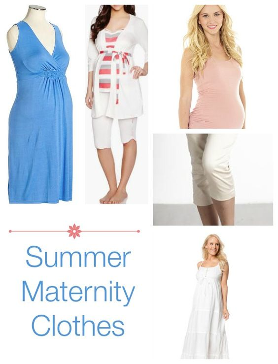 Summer Maternity Clothes: Stay Cool & Comfy in Style!