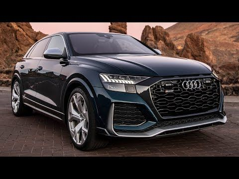 First Test 2020 Audi Rsq8 Worlds Fastest Suv 11 9 In A 1 4 Mile V8tt 600hp Youtube In 2020 Audi High Performance Cars Audi Cars
