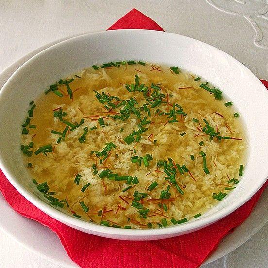 Eierflockensuppe Chefkoch In 2021 Rezepte Salate Zum Abendessen Suppe