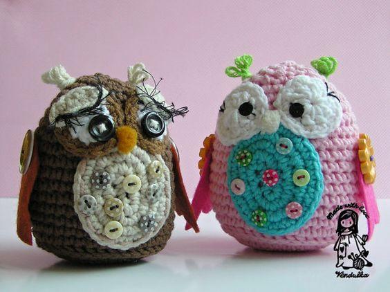 Owls ~ Vendula Maderska