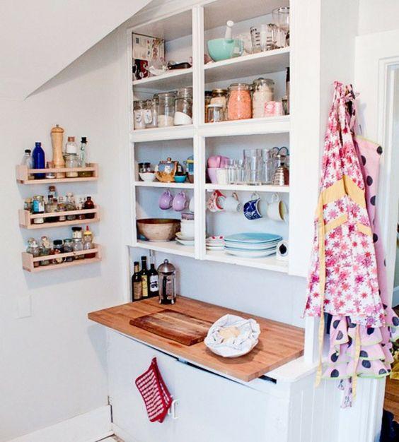 Comment amenager une petite cuisine ? - amenager-une- petite-cuisine ...