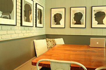 Gerardi Home - contemporary - family room - tampa - Mina Brinkey