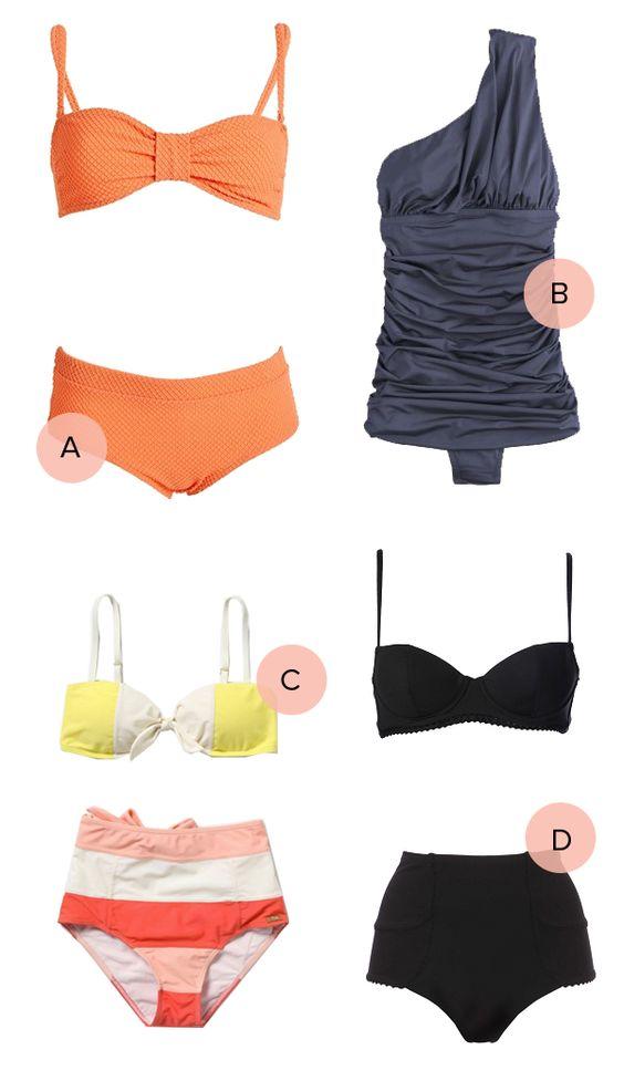 Cute bathing suits