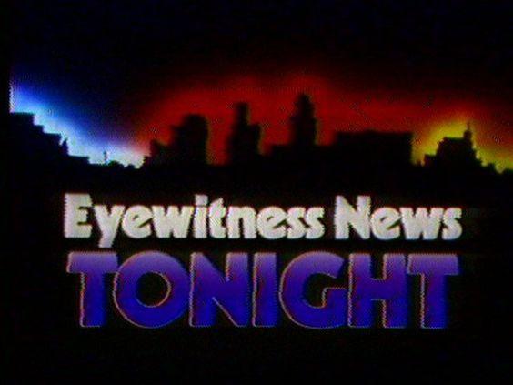 WKBW Eyewitness News Tonight #80s