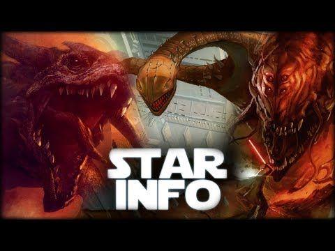 Star Info 48 Les Creatures Les Plus Dangereuses 2 Ul Canon Youtube Les Creatures Decoration Geek Info