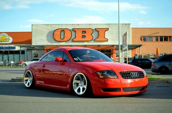 #Audi #TT #RS #Slammed #Stance