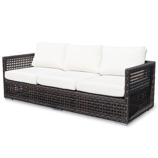 @Overstock.com - Matterhorn Sofa - Source Outdoor is a wholesale manufacturer of quality patio furniture. Source Outdoor takes pride in their workmanship, attention to detail, and their environmentally responsible resin wicker furniture is always on the cutting edge of design.  http://www.overstock.com/Home-Garden/Matterhorn-Sofa/7903342/product.html?CID=214117 $1,912.50