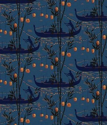 cole and sons wallpaper in gondola