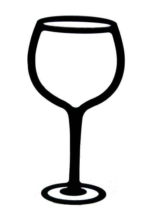Wine Glasses Clipart