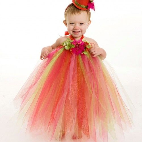Girls Holiday Couture Christmas Tutu Dress