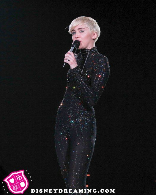 Will Miley Cyrus cancel her concert like Selena Gomez?